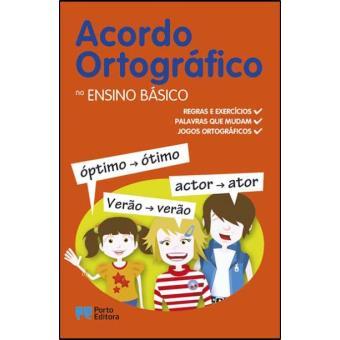 Acordo Ortográfico no Ensino Básico