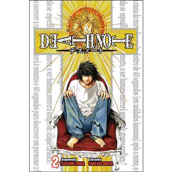 Death Note - Livro 2: Encontro