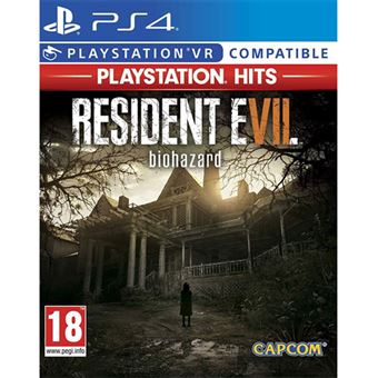 Resident Evil 7: Biohazard VR - Playstation Hits - PS4