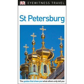 Eyewitness Travel Guide - St Petersburg