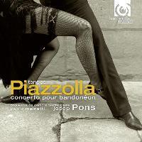 Piazzolla | Concerto for Bandoneon