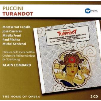 Puccini   Turandot (2CD)