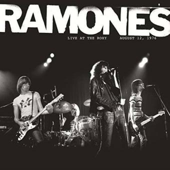 Ramones: Live at The Roxy August 12, 1976 - LP