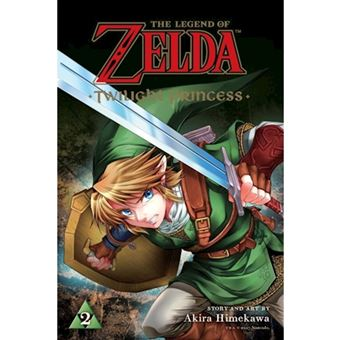 The Legend of Zelda: Twilight Princess - Book 2