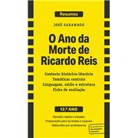 Resumos: O Ano da Morte de Ricardo Reis - 12º Ano