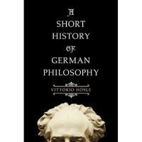 Short history of german philosophy