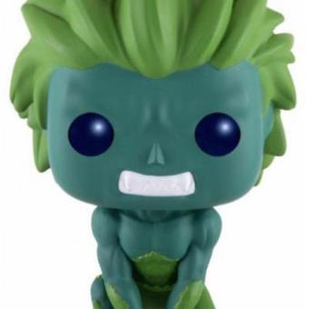 FunKo Pop!: Street Fighter Green Blanka Figura Vinyl - 140