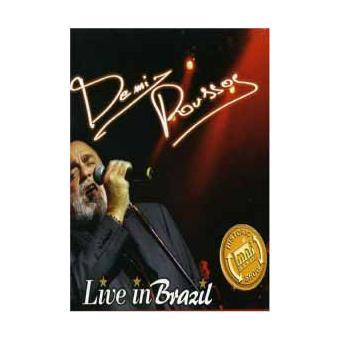 LIVE IN BRAZIL-DEMIS ROUSSOS (DVD)