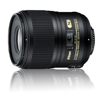 Nikon Objetiva AF-S Micro -NIKKOR 60mm f/2.8