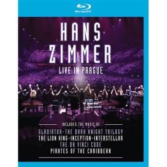 Live in Prague (Blu-ray)