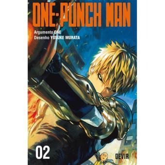 One-Punch Man - Livro 2