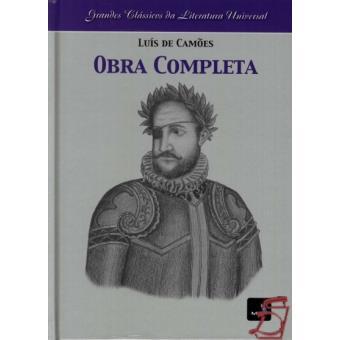 Luís de Camões - Obra Completa