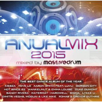 Anual Mix 2015 - Mixed by Massivedrum