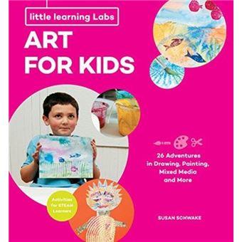 Little learning labs: art for kids,