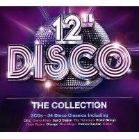 "12"" Disco: The Collection (3CD)"