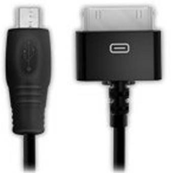 30-pin to Micro-USB Cable IK Multimedia