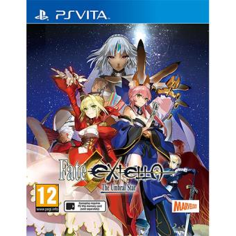 Fate/Extella: The Umbral Star PS Fate/Extella: The Umbral Star PS Vita