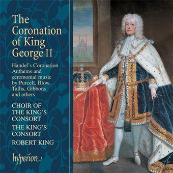 The Coronation of King George II - CD