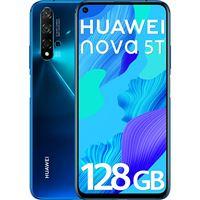 Smartphone Huawei nova 5T - 128GB - Azul
