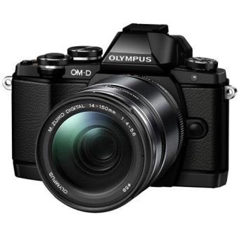 Olympus OM-D E-M10 + M.Zuiko Digital ED 14-150mm f/4.0-5.6 II (Preto)