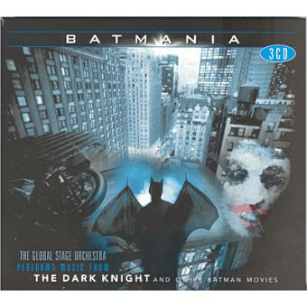 Music From Dark Knight