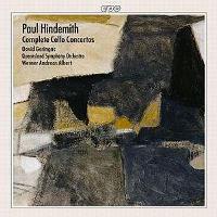 Hindemith-obras Para Cello