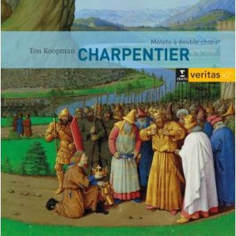 Charpentier: Motets for Double Choir - 2CD