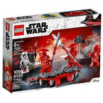 LEGO Star Wars 75225 Pack de Batalha Elite Praetorian Guard