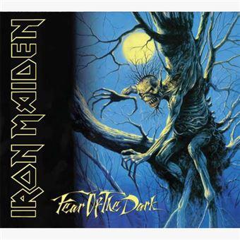 Fear of The Dark - CD