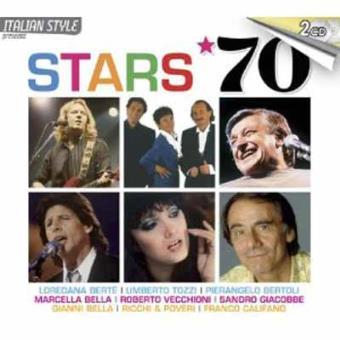 STARS 70 ITALIA (2CD)(DGP)(IMP)