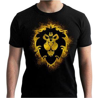 T-Shirt World of Wardcraft: Alliance - Tamanho L