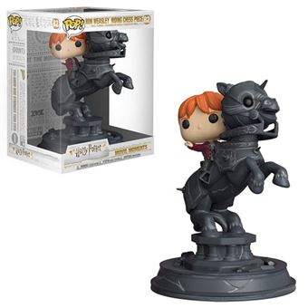 Funko Pop! Harry Potter: Ron Riding Chess Piece - 82