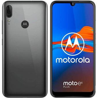 Smartphone Motorola E6 Plus - 32GB - Preto