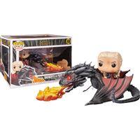 Funko Pop! Game of Thrones: Daenerys on Fiery Drogon - 68