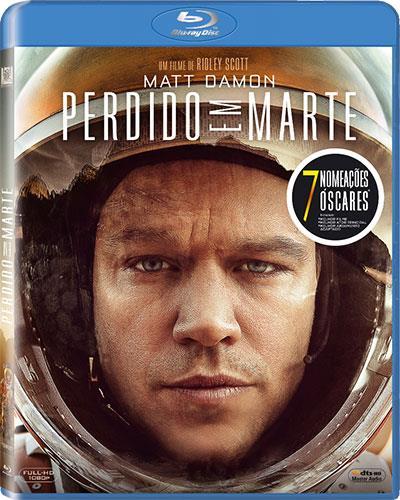 Perdido em Marte Trailer