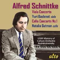 Schnittke | Viola & Cello Concerto No. 1