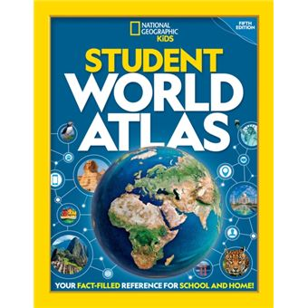 National geographic student world a