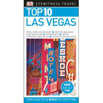 Eyewitness Top 10 Travel Guide - Las Vegas