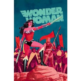 Absolute wonder woman by brian azza
