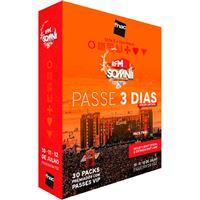 Fã Pack Fnac RFM Somnii 2020 T-Shirt M | Preço: 39.9€ Pack + 2.95€ Custos de Operação