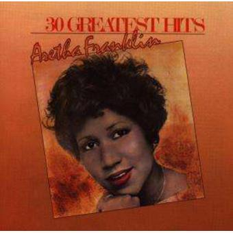 Aretha Franklin: 30 Greatest Hits (3CD)