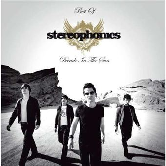 Best of Stereophonics: A Decade in The Sun - CD