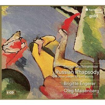 Rachmaninov: Works for 2 Pianos & Four-Hand Piano - 2CD