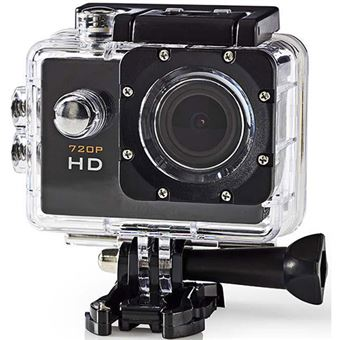 Action Cam Nedis ACAM10BK HD