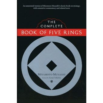 Complete book of five rings