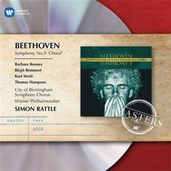 Beethoven: Symphony No 9 Choral - CD