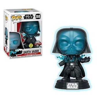 Funko Pop! Star Wars: Darth Vader (Electrocuted Glow) - 288
