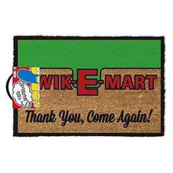 The Simpsons - Tapete de Porta Kwik-E-Mart