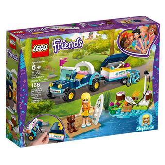 LEGO Friends 41364 Buggy e Reboque da Stephanie