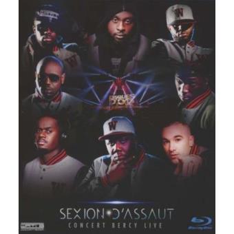 Sexion D'Assaut: Concert Bercy Live